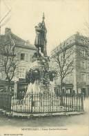 25 - MONTBELIARD - Statue Denfert-Rochereau - Montbéliard