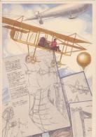 Pionieri Dell Aeronautica- Dal Precursore Leonardo Ai Pionieri - ....-1914: Precursori