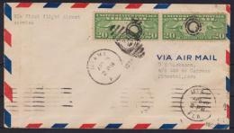 ETAT UNIES/USA  PREMIER VOL/FIRST FLIGHT COVER  1930  Réf  5470 - Vereinigte Staaten