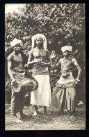 Cpa Sri Lanka Ceylon Ceylan  Devil Dancers ,  Colombo     A3RK4 - Sri Lanka (Ceylon)