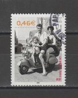 """FRANCE / 2002 / Y&T N° 3521 : """"Photo"""" (Superbe été 1955) - Choisi - Cachet Rond - France"""