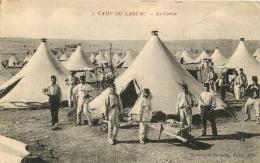 CAMP DU LARZAC LA CORVEE - Manovre