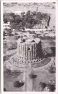 NEW-DELHI - Incomplete Minaret Near Kutab Minar - Carte-photo Rangoon Studio - India