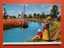 30356 PC: CANADA: ONTARIO: Upper Canada Village, Morrisburg. (Postmark 1971) - Sonstige