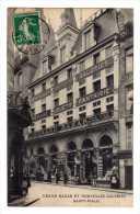 Cpa Saint Malo (35) Grand Bazar Et Nouvelles Galeries - Cpa35 -1911 - Saint Malo