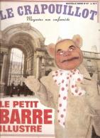 Le Crapouillot N°87--le Petit Barre Illustré - Politics