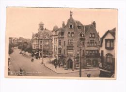 De Panne Zeelaan 1948 - La Panne Avenue De La Mer - De Panne