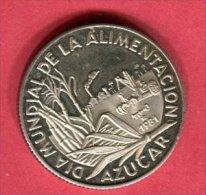 CUBA 5 PESOS 1981 CANNE A SUCRE  1981 TTB/SUP  35 - Cuba