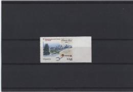 FRANCE Yvert N° 415 Autoadhésif **150ème Anniversaire Du Rattachement De La Savoie à La France Traité De TURIN - Adhesive Stamps