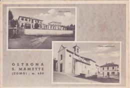 Oltrona S. Mamette - Como - Como