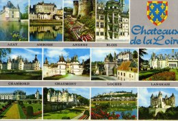 CHATEAUX DE LA LOIRE - Multivues - Centre-Val De Loire