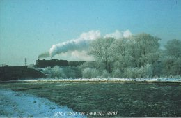 Railway Photo Card LNER O4 63785 Stainforth & Keadby Canal 1963 GCR 2-8-0 Loco - Picture Cards