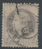 Lot N°24170  N°27, Oblit Cachet à Date - 1863-1870 Napoleone III Con Gli Allori