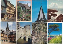 Lot  De 8   CPSM/CPM 10X15  Du  MORBIHAN (56) - Diverses Vues - Sonstige Gemeinden