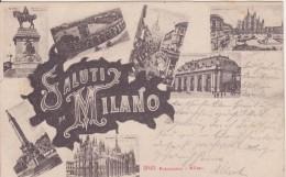 Saluti Da Milano - Saluti Da.../ Gruss Aus...