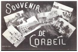SOUVENIR DE CORBEIL (91) - - Corbeil Essonnes