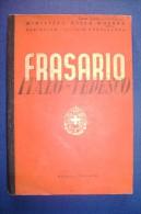 PFR/17 Ministero Della Guerra FRASARIO ITALO-TEDESCO Roma 1941/MILITARIA - Italiano