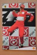 Michael Schumacher Ferrari Shell - Sportifs