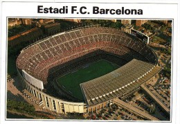 Estadio,stade De Football,football Stadium,Nou Camp,F.C.Barcelona,Spain, - Soccer