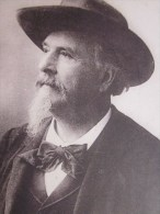 CPA : Frédéric Mistral Dès Le 8 Septembre 1830 Décédé Le 25 Mars 1914 (signature Reproduite ) 133 Collections L. A. - Schrijvers