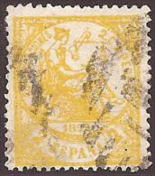 ESPAÑA 1874 - Edifil #143 - VFU - 1873-74 Regencia