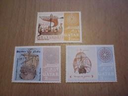 Qatar: 3 Werte Schiffe Berühmter Seefahrer - Qatar