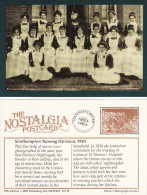 Postcard Southampton Nursing Division WINDSOR 1910 Nurse Nostalgia Nurses Repro - Red Cross