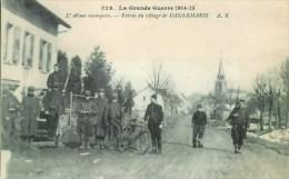 68 Entrée Du Village De DANNEMARIE - Dannemarie