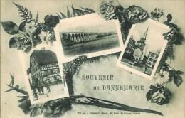68 Souvenir De DANNEMARIE  Multivues - Dannemarie
