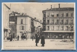 26 - MONTELIMAR -- Entrée De La Grande Rue - Montelimar