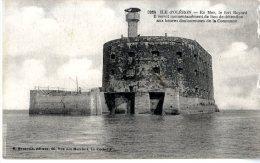 17   ILE D OLERON  -  EN MER LE FORT BOYARD - Ile D'Oléron