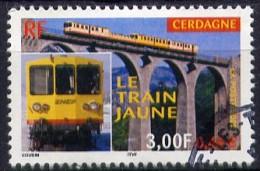 Frankreich Mi. 3479  Bergbahn - Treni