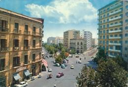 CATANIA VIALE DELLE PROVINCIE E CORSO ITALIA 1967 - Catania