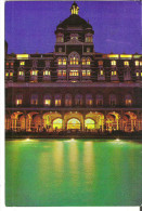 The Aquarius Pool And Garden Of The Taj Mahal Hotel, Bombay, India - India