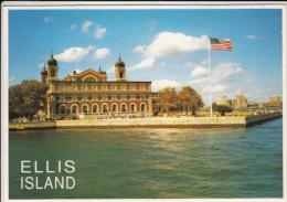 CPA NEW YORK CITY- ELLIS ISLAND, IMIGRATION MUSEUM - Ellis Island