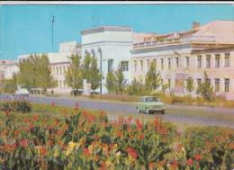 CPA KYZYLORDA- PEDAGOGICAL INSTITUTE, CAR - Kazakhstan