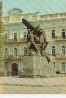 CPA ODESSA- REFORM MONUMENT - Ukraine