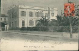 06 NICE / Villa De Périgny, Avenue Bellevue / - Sonstige