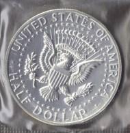 USA 1/2 DOLLAR KENNEDY  1964 ARGENT SILVER FDC - 1964-…: Kennedy