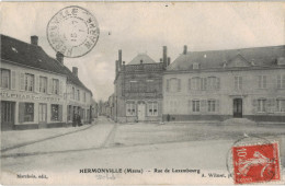 Carte Postale Ancienne De HERMONVILLE - Other Municipalities