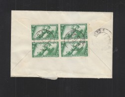 Lettera 1933 Legazione Americana Belgrado - 1900-44 Victor Emmanuel III.