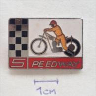 Badge / Pin (Motorcycling) - Speedway - Motorbikes