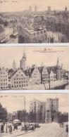 -  Lot  De  10  CPA  DE  GAND - Toutes Scanées - 5 - 99 Postcards