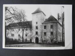 AK GMÜND NÖ Schloss 1930  //  D*10474 - Gmünd