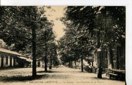 MAISONS-LAFFITTE  -  LE CAMP  -  LA CANTINE ET LE FOYER - Maisons-Laffitte