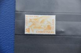 G 071 + CHRISTMAS ISLANDS 1963 GOLDEN BO SSUN BIRD MNH ** POSTFRIS NEUF - Christmaseiland