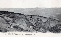 [58] Nièvre > Chateau Chinon Le Tacot D Autun - Chateau Chinon