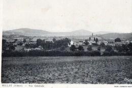 [58] Nièvre > Non Classés Millay Vue Generale - France