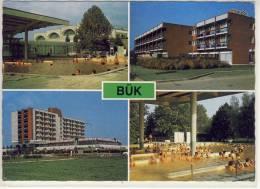 BÜK - Gyógyfürdö, Heilbad, Spa   - Multi View, Hotel Bük, - Ungarn