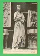 CPA  ALLEMAGNE  -  NAUMBURG  -  146  Cathédrale - Statue De La Comtesse Baba Provenant De Son Tombeau  ( Ann. 50/60 ) - Naumburg (Saale)
